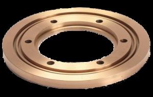 Elektroda krążkowa, Seam welding wheel