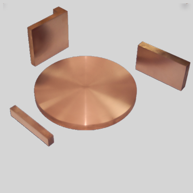 Blanks for electrodes and holders, Semi-finished products