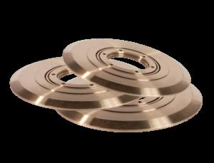 Elektrody krążkowe, Seam welding wheels