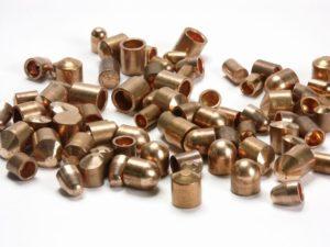 Elektrody nasadkowe do zgrzewania punktowego, Spot welding electrode caps